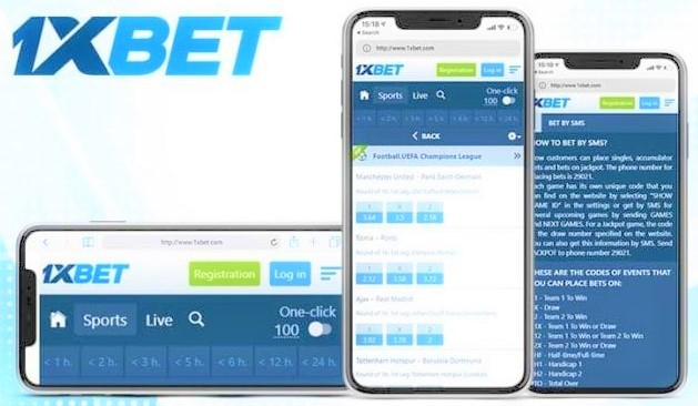 Getting familiar with 1xBet Live Mobile